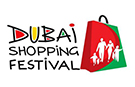 Logo of Dubai Shopping Festival