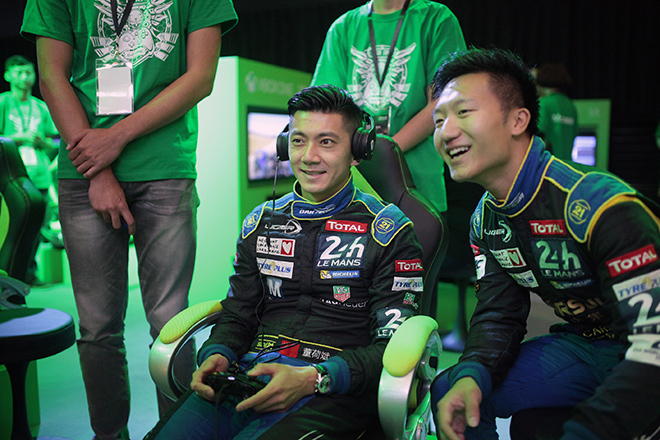 X-box One Forza Motorsport 5 Guinness World Records attempt
