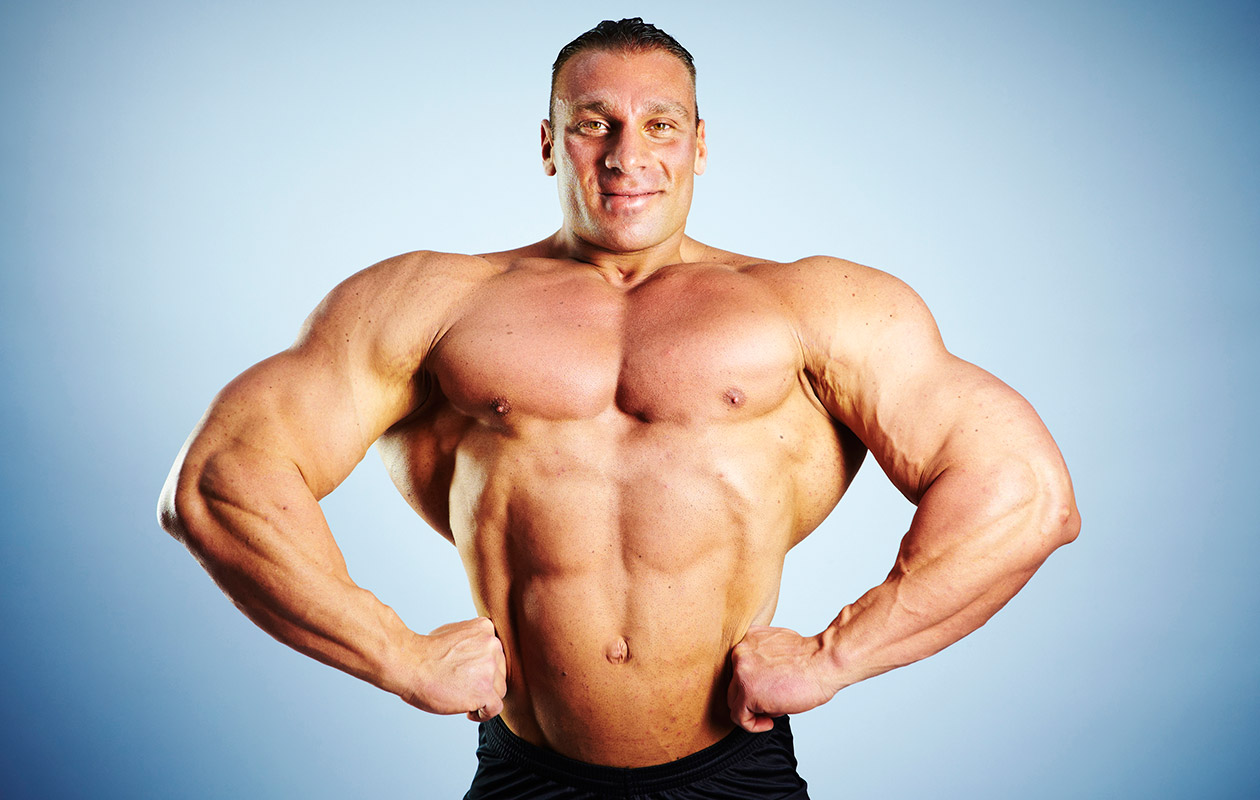 Heaviest competitive male bodybuilder - ever